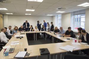 Interim Board and newly formed Steering Group