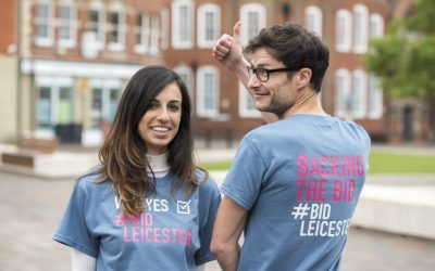 How to contact the BID Leicester team during the Covid-19 outbreak