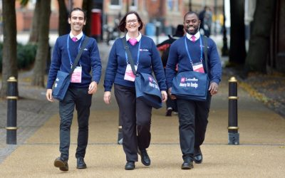 We're recruiting! Join our Street Ambassador team