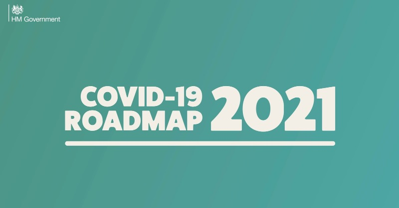 Roadmap out of Lockdown announced