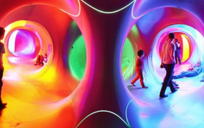 Enter a world of wonder as Architects of Air's Luminarium comes to Leicester