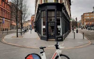 BID Leicester brings free e-bike rides to Leicester this summer to celebrate Rocket Round Leicester